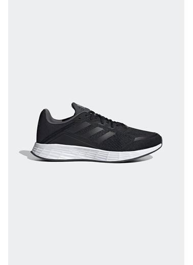 adidas Duramo Sl Fw6768 Siyah-Beyaz Erkek Spor Ayakkabı Siyah